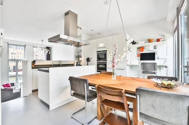 Elegancki projekt kuchni