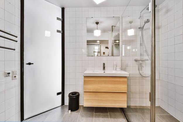 Elegancki projekt łazienki