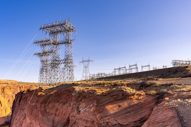 Elektrownia nad zaporą