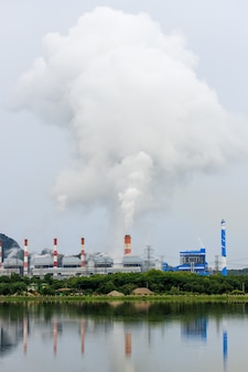 Elektrownia węglowa mine mae moh w tajlandii