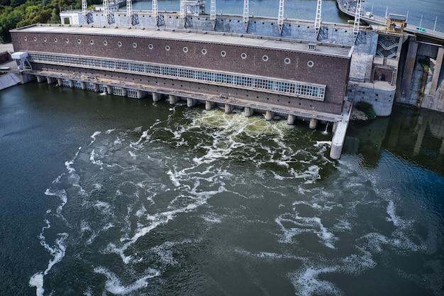 Elektrownia wodna dniepr w zaporożu