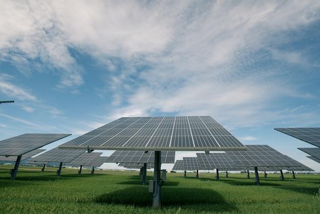 Elektrownia wykorzystująca odnawialną energię słoneczną