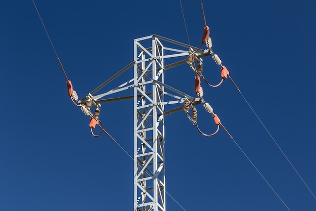 Elektryczny pylon