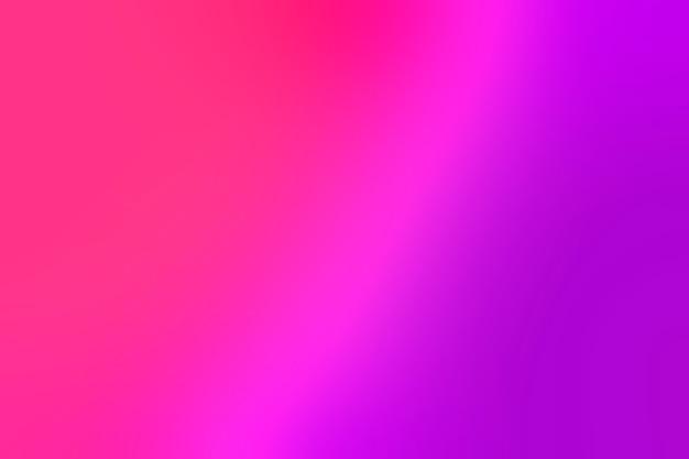 Elektryczny różowy kolor w abstrakcji
