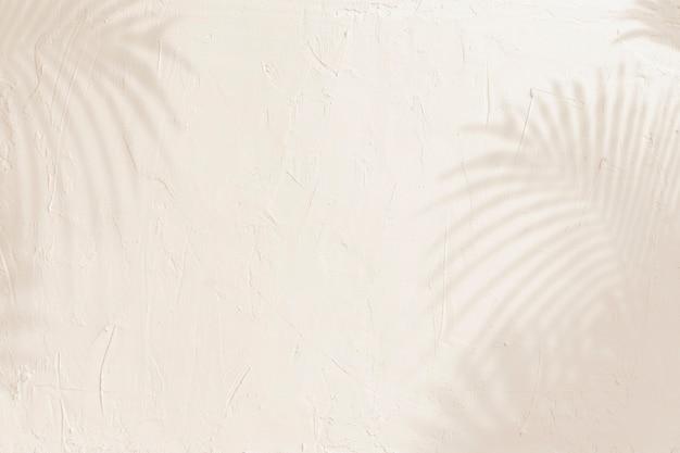 Element projektu cień liści