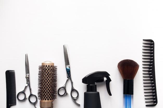 Elementy fryzjerskie