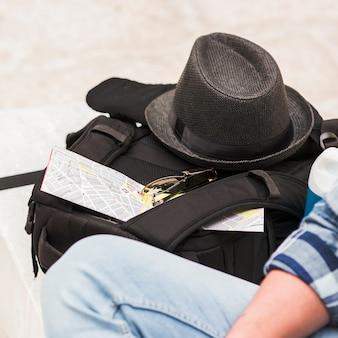 Elementy osoby podróżującej