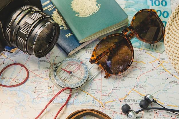 Elementy podróży