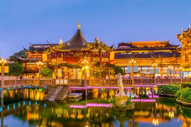 Elementy tradycyjnego china people rytm miejsca docelowego
