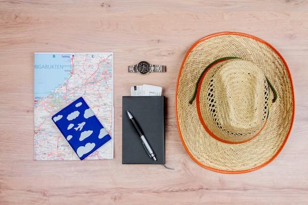Elementy wakacji letnich