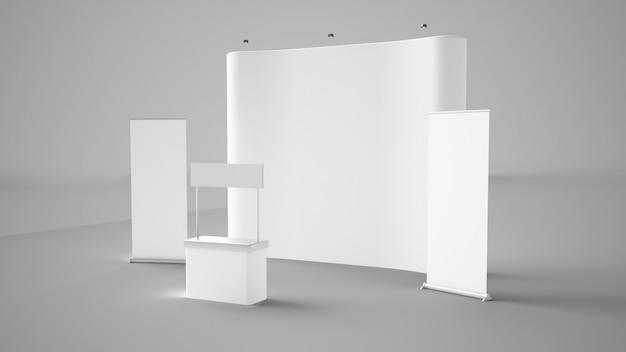 Elementy wystawy