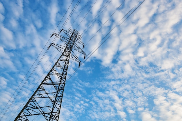 Eletric wieży