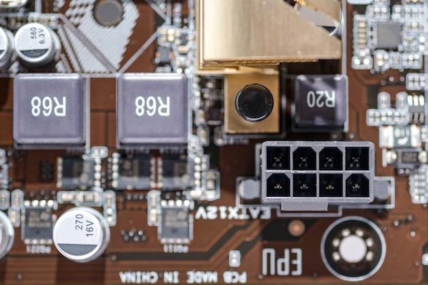 Epu 8 pin