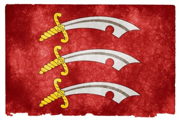 Essex grunge flag