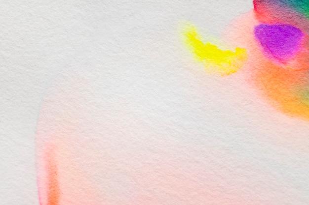 Estetyczne abstrakcyjne tło chromatograficzne w neonowym tonie