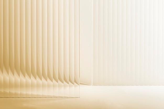 Estetyczne tło z wzorzystą teksturą szkła