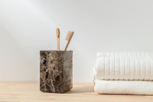 Estetyczny wystrój domu w łazience