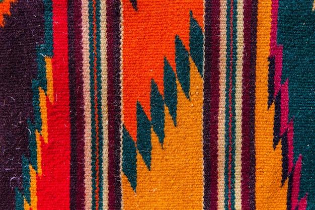 Etniczny wzór tekstury. tradycyjny projekt dywanu. ozdoby dywanowe.