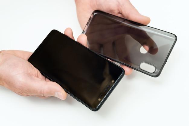 Etui na smartfony i silikon
