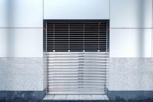 Fabryczna roletowa brama wewnętrzna