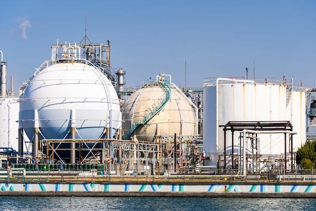 Fabryka chemikaliów