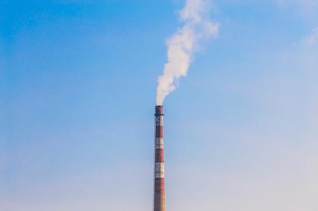 Fabryka przetwarzania gazu