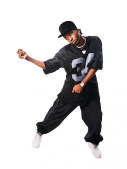 Fajny człowiek hip-hopowy
