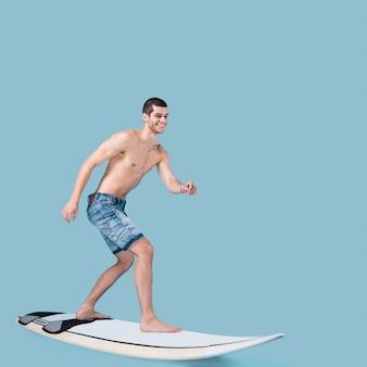 Fale jeździeckie surferów