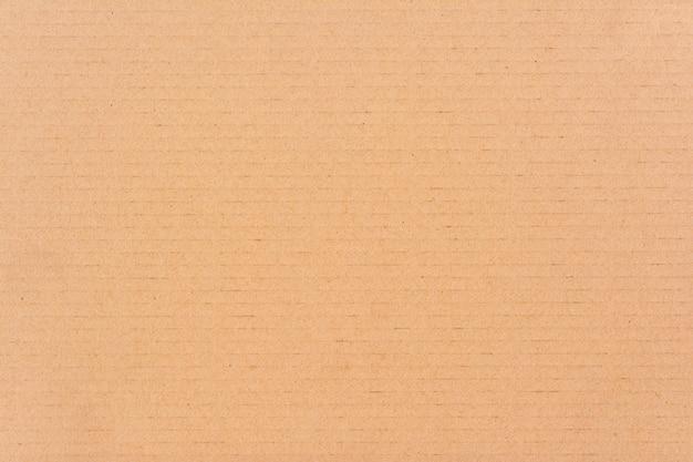 Falisty papierowego pudełka powierzchni tekstury abstrakta tło
