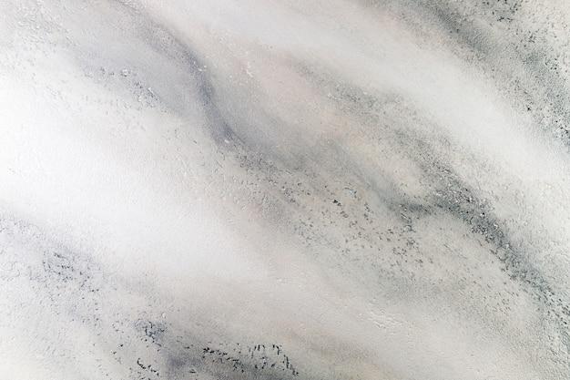 Falisty wzór na powierzchni betonu