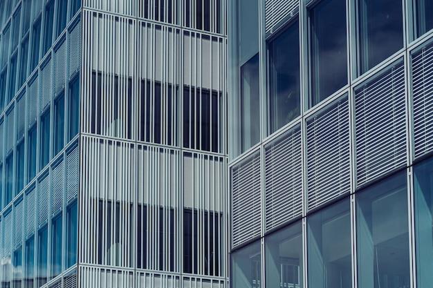 Fasada nowoczesnego biurowca