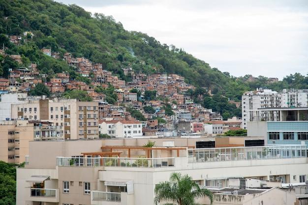 Favela w rio de janeiro