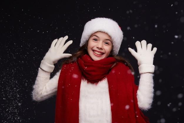 Ferie zimowe, boże narodzenie, nowy rok koncepcji.