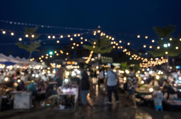 Festiwal blur street market