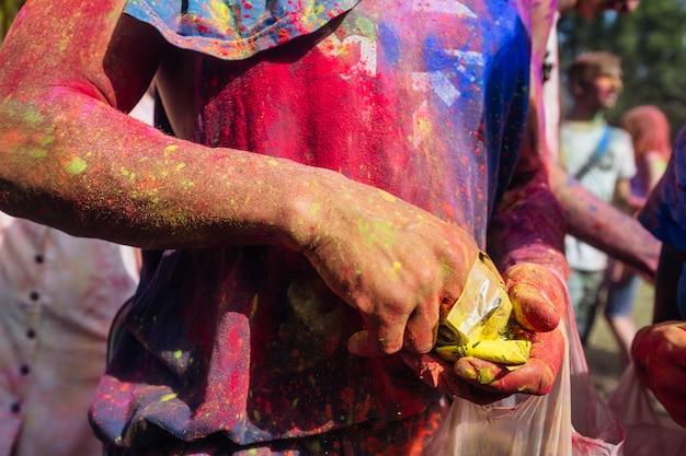 Festiwal kolorów colorfest