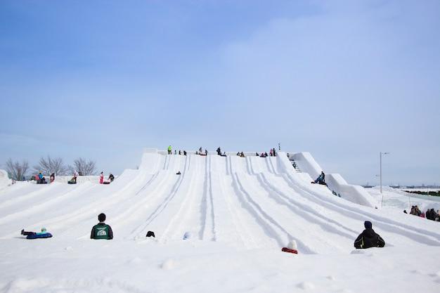 Festiwal śniegu