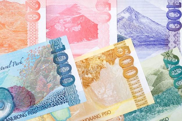 Filipińskie pieniądze