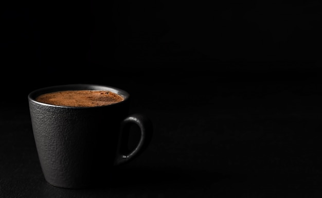 Filiżanka espresso z pianką