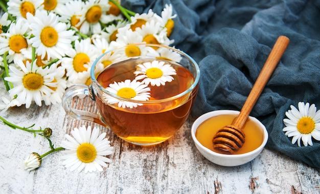 Filiżanka herbaty ziołowej