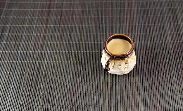 Filiżanka kawy espresso