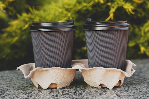 Filiżanka kawy na wynos