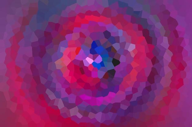 Fioletowa mozaika abstrakcyjne tło tekstury, tło wzór gradientowej tapety