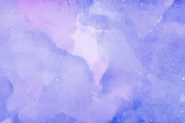 Fioletowa tekstura akwarela
