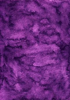 Fioletowe tło powierzchni akwarela