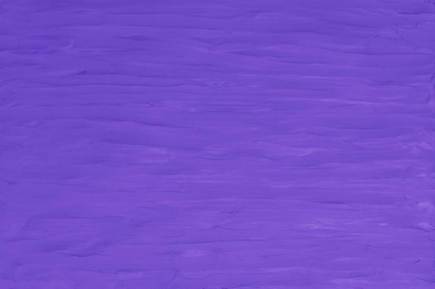 Fioletowy glina teksturowane tło kolorowe ręcznie robione sztuki abstrakcyjnej stylu