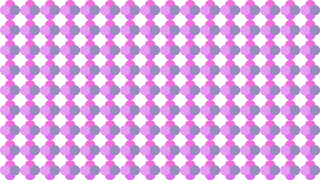 Fioletowy krąg krąg bezszwowy wzór tekstury tła, miękkie rozmycie tapety