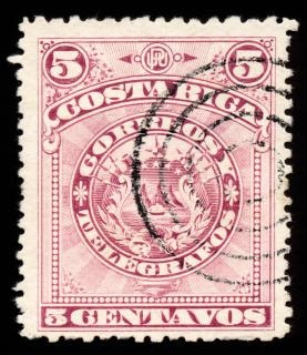 Fioletowy płaszcz znaczka zbrojeń