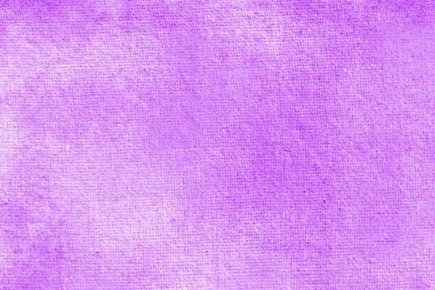 Fioletowy streszczenie akwarela cieniowanie pędzla