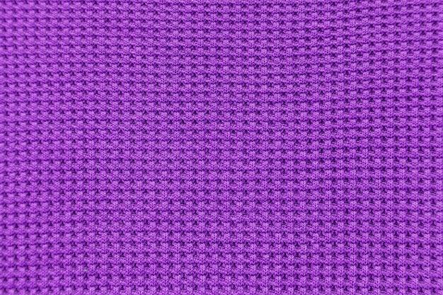 Fioletowy tkaniny tekstury tła tkaniny dla projektu