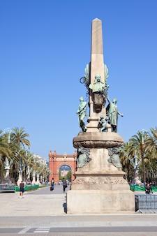 Firma passeig de lluis, barcelona